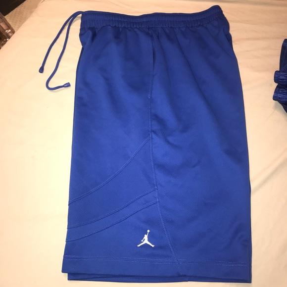 058d8decd77a Jordan Other - Like new Royal Blue Jordan shorts with pockets